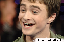Daniel Radcliffe on TRL USA