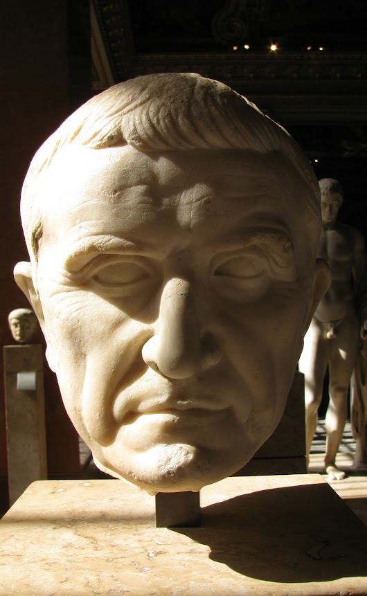 Crassus, Carrhae and the beginning of the Roman-Parthian Wars