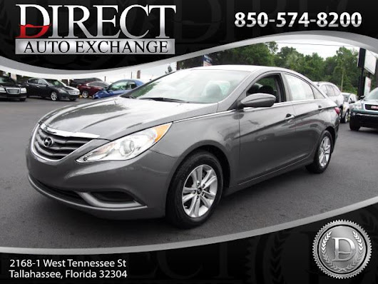 Used 2013 Hyundai Sonata for Sale in Tallahassee FL 32304 Direct Auto Exchange