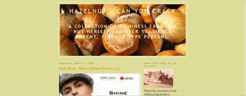 Hazelnut- Can You Crack It