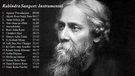 rabindra sabgeet instrumental light rabindra nath