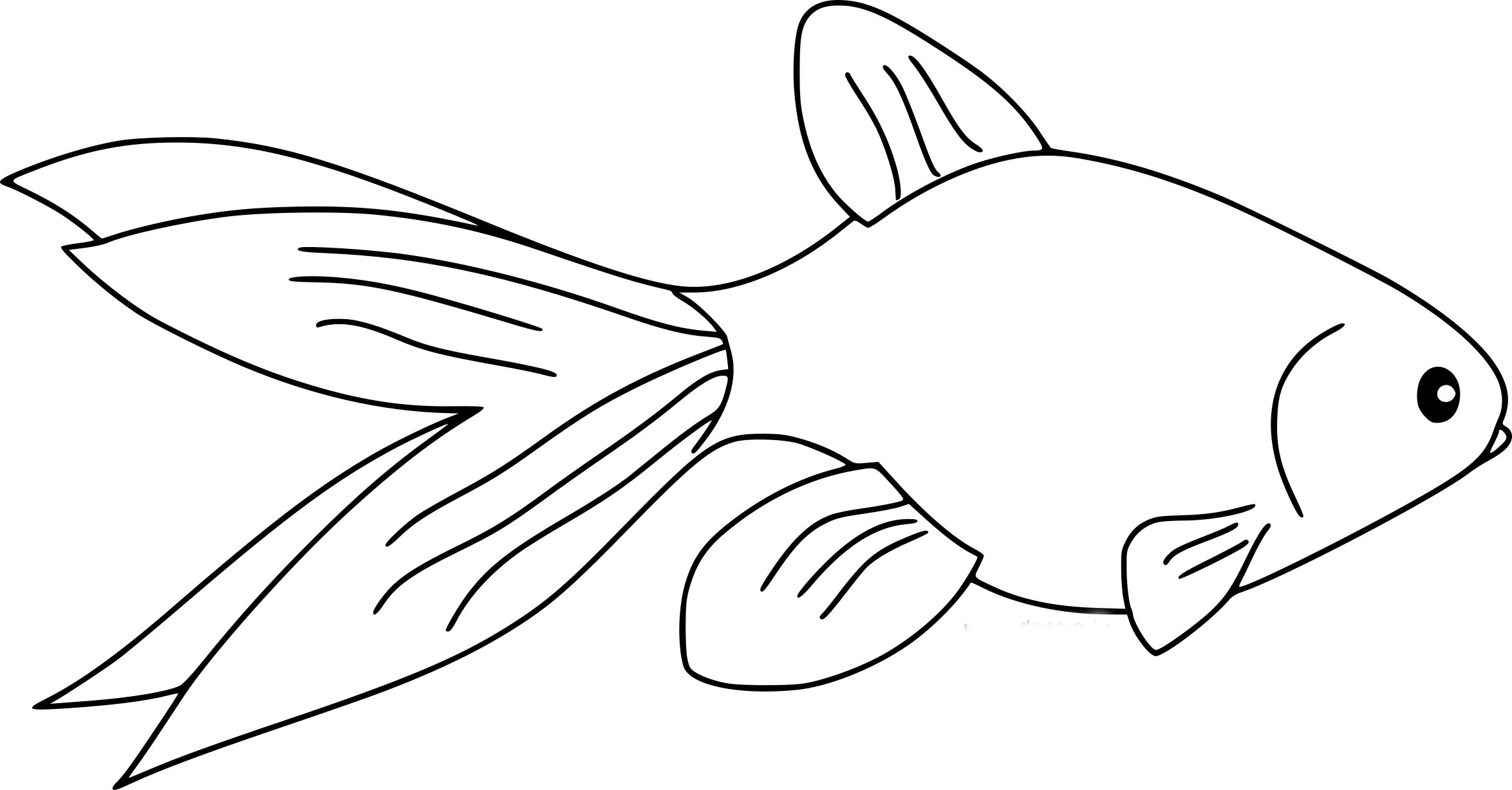 coloriagepoissonrouge