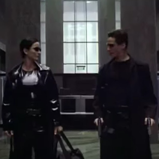a 'matrix' remake is in the works | read | i-D