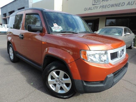 Used 2011 Honda Element EX 2WD AT for Sale in Phoenix AZ 85027 101 Auto Outlet