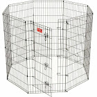 Lucky Dog Exercise Pen with Stakes 36-inch