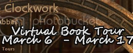 Blog Tour: Like Clockwork by Ali Abbas #review