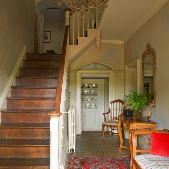 Narrow Hallway | Hallway furniture | Decorating ideas ...