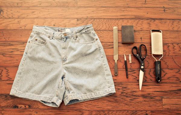 IMG 95362 Denim DIY: Bring Your Old Pair of Denim Back to Life