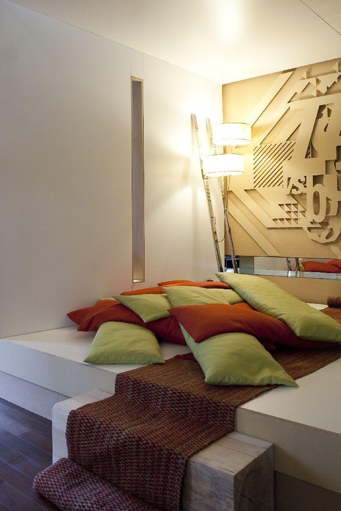 Casa FOA 2009: Espacio N°46, Loft de Hombre, Flavio Domínguez, Arquitectura, Diseño, Colores, materiales