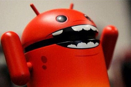 Android banking apps vulnerable to cash theft by CAS hole hackers