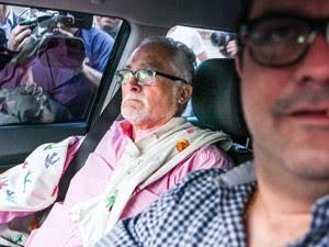 Genoino, prisão, mensalão, pf (Foto: Renato Ribeiro Silva/Futura Press/Estadão Conteúdo)