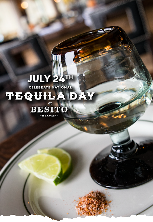 #NationalTequilaDay is This Sunday 7/24~ Fun Events & Enter to Win...