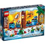 LEGO City 2018 Advent Calendar Set #60201