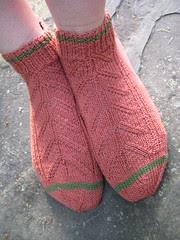 Inverse Unpadded Footlets