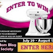 KitchenAid Classic Stand Mixer Giveaway Event!