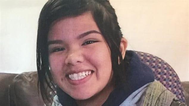 L'adolescente de 14 ans a disparu vendredi soir.