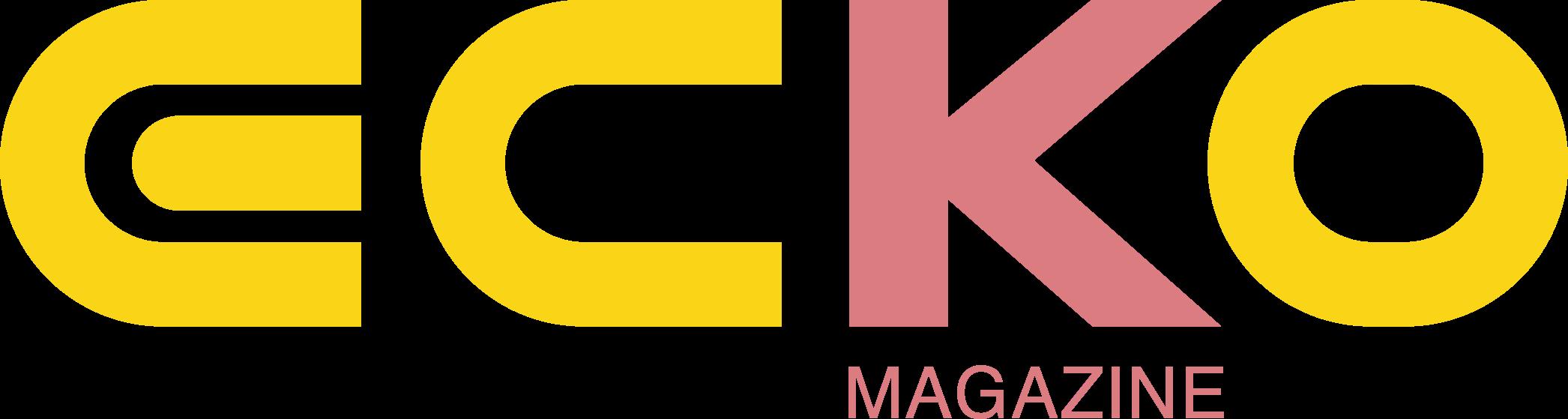 Logo Ecko Magazine