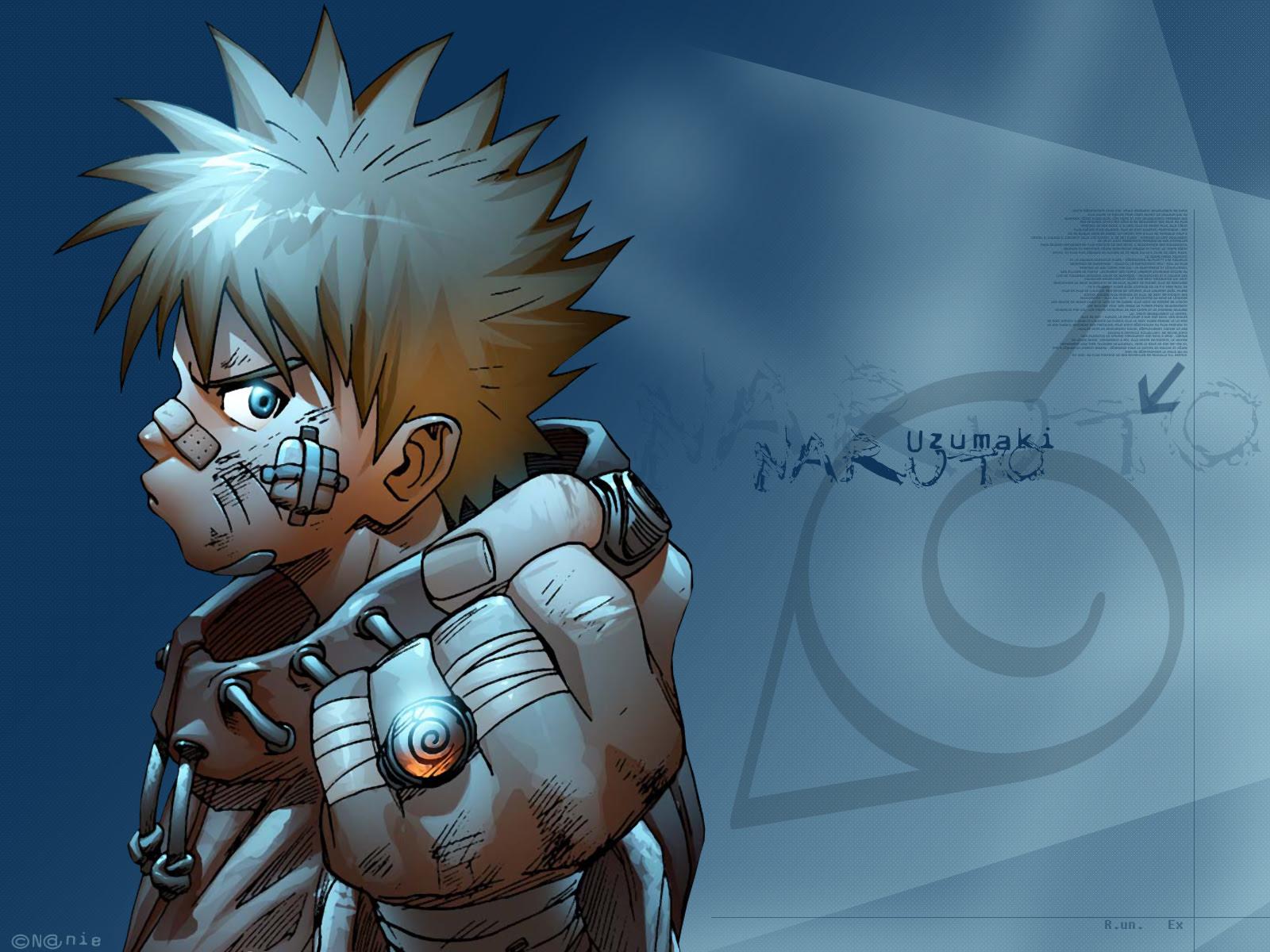 Kumpulan Wallpaper Naruto