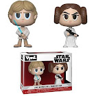 Funko Star Wars Princess Leia & Luke Skywalker Vynl.