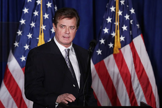 Paul 'very limited role' Manafort has unlimited trouble in Ukraine