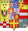 Escudo de Roberto I de Parma