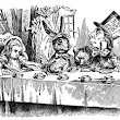 Alice in Wonderland Plays upon Words and Numbers