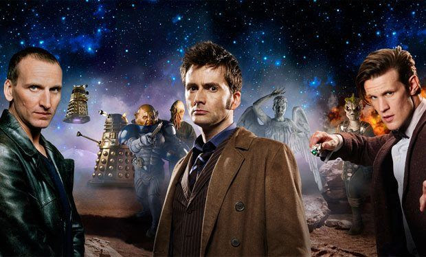 Amo al Doctor Who