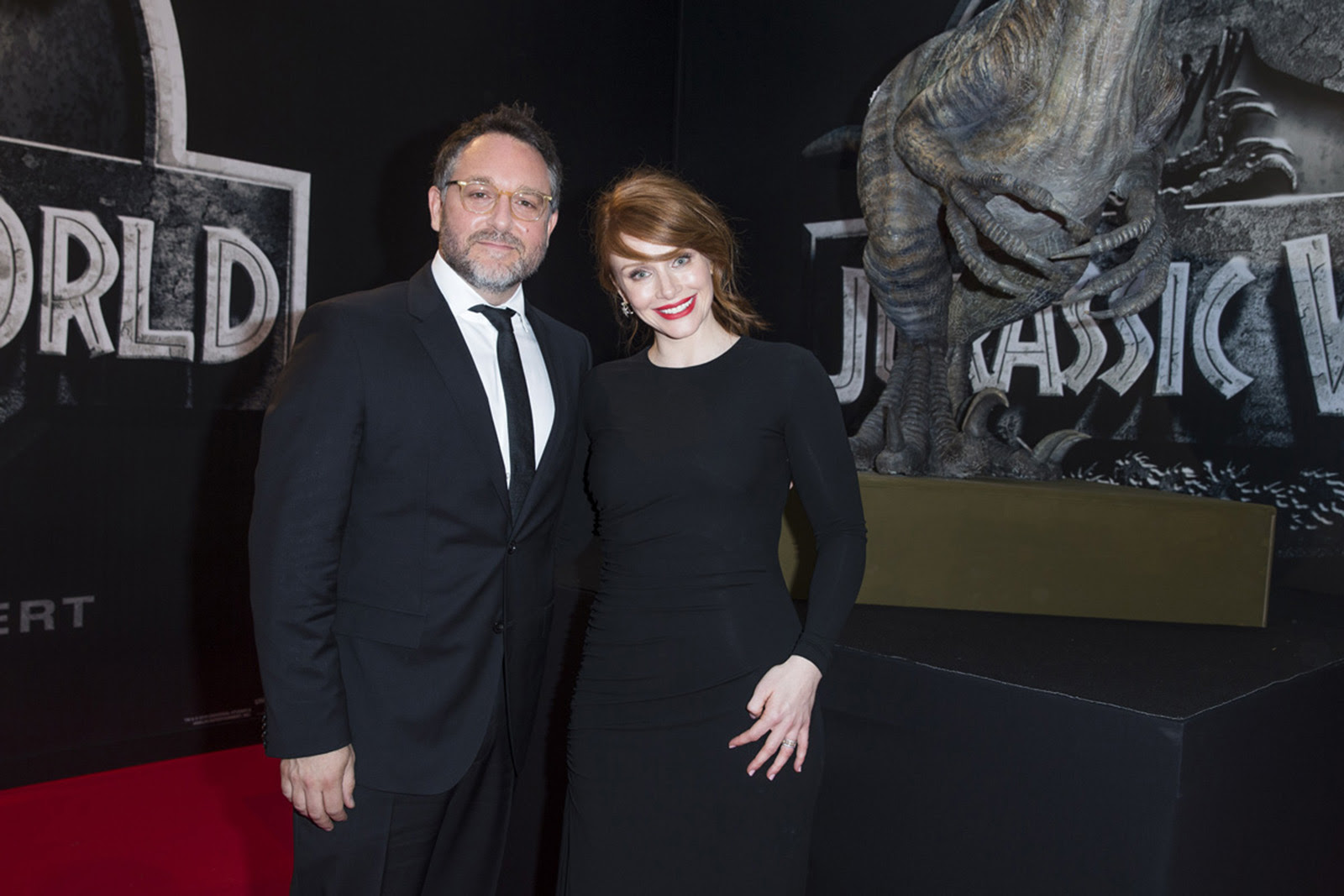 Bryce Dallas Howard mal pode esperar para filmar 'Jurassic World 2'