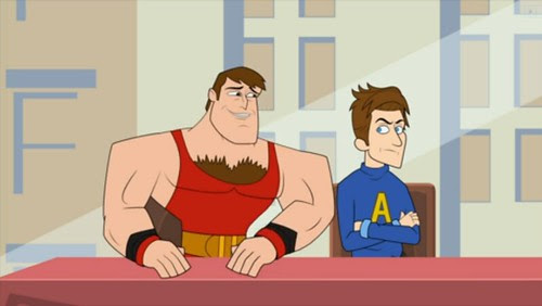 the awesomes