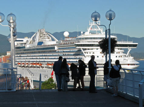 Cruises from Barcelona (Catalonia Spain)