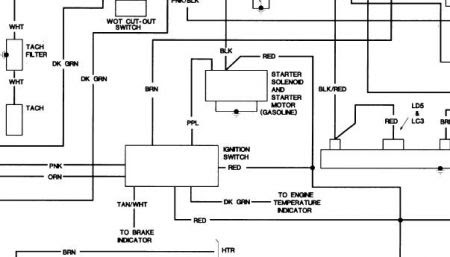 1984 Chevy Truck Wiring Diagrams