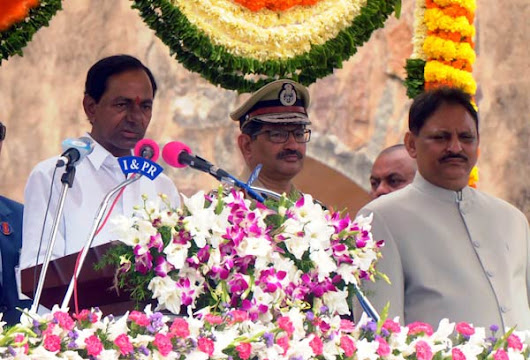 Telangana government to fill up about 85,000 jobs soon: CM KCR | Mission Telangana