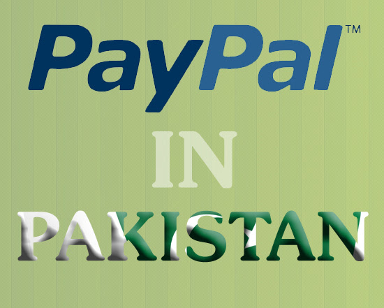 Get Paypal in Pakistan