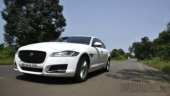 Jaguar Xf On Road Price In India