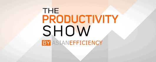 The Productivity Show, Episode 15: Asian Efficient iOS Apps