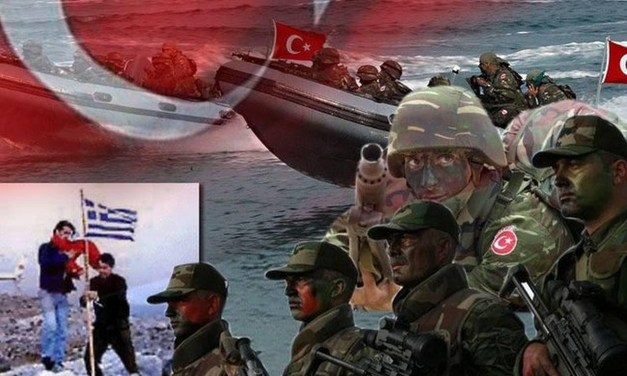 Καμία αποκλιμάκωση! Οι Τούρκοι φορτώνουν πεζοναύτες σε ελικόπτερα