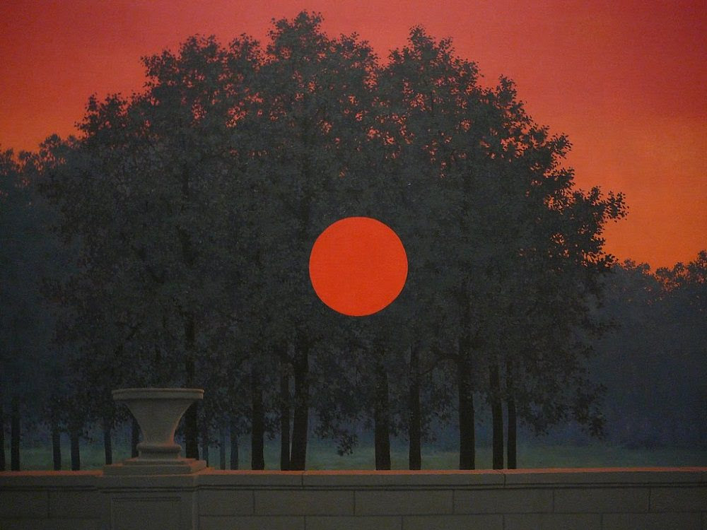 The Banquet, 1958 by Rene Magritte
