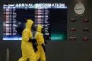 Mort de Kim Jong-Nam: l'aéroport de Kuala Lumpur déclaré sûr
