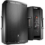 JBL Professional EON600 Series EON615 2-way PA Speaker