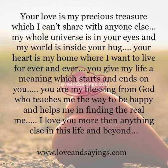 Images Of I Love You More Than My Life Quotes Spacehero
