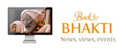 Back to Bhakti