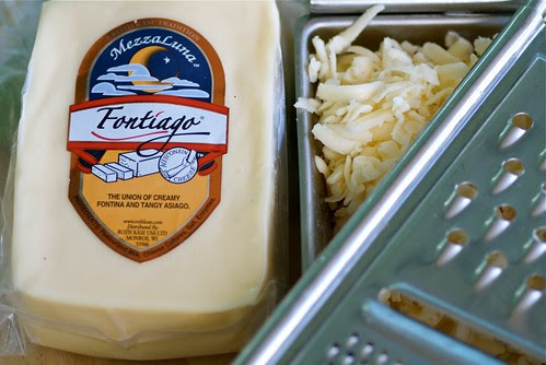 Fontiago cheese
