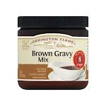 Orrington Farms Brown Gravy Mix 8 Cups
