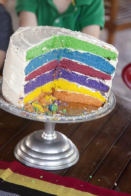 cakefalling