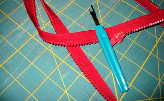 Zipper Replacement? Don't Get Stuck! - Mary's Sew & So!
