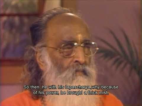 Story of Sri Veda Vyasa's Birth
