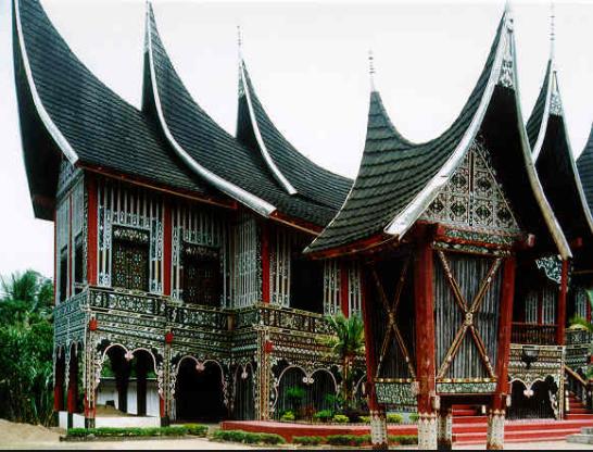 540+ Gambar Gambar Rumah Adat Minangkabau Gratis
