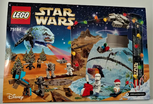 LEGO Advent Calendars Are A Toy A Day Till Christmas