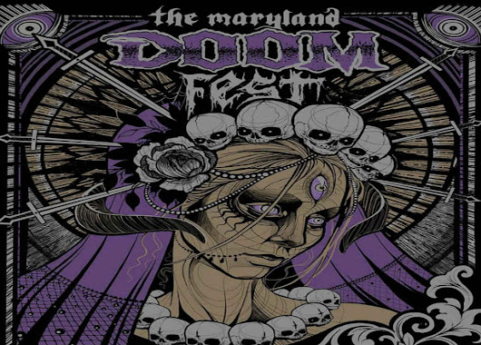 Maryland Doomfest 2018, Day 1 Words And Snapshots Your Online Magazine for Hard Rock and Heavy Metal