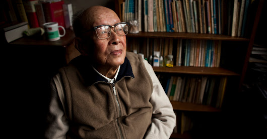 Zhou Youguang, Who Made Writing Chinese as Simple as ABC, Dies at 111 - The New York Times